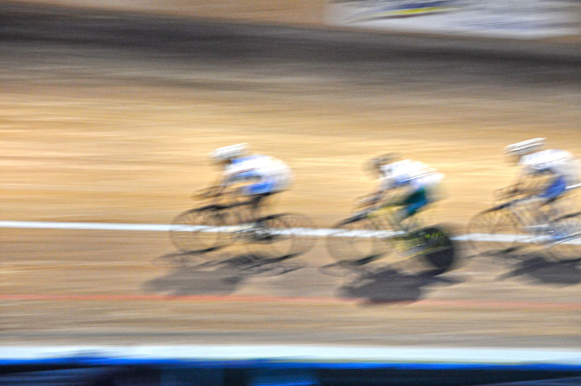 Bicycles Blurred Motion Blurry Competition Competitions Contest Cycle Race Cycle Racing Cycling Sport Cycling Track Match Motion Motion Blur Movement Race Racing Racing Bicycles Speed Sports Sports Photography Sprinting Velodrome Showing Imperfection