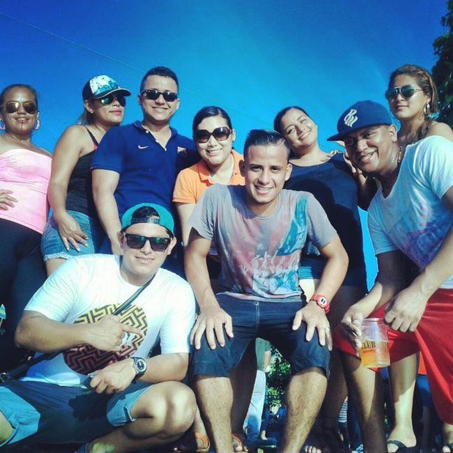 Trowback Thecrew Sunday Regatas Vinces River