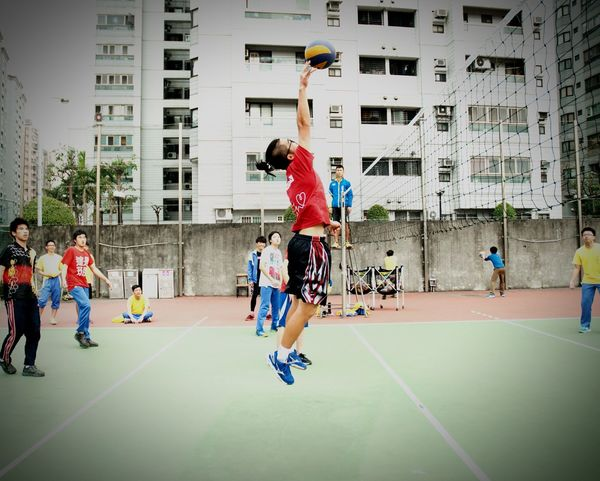 Eyeemsports Boy Sport Sports Photography School Life  Young Excercise Time Excercise People Photography Athlete Jump Volleyball