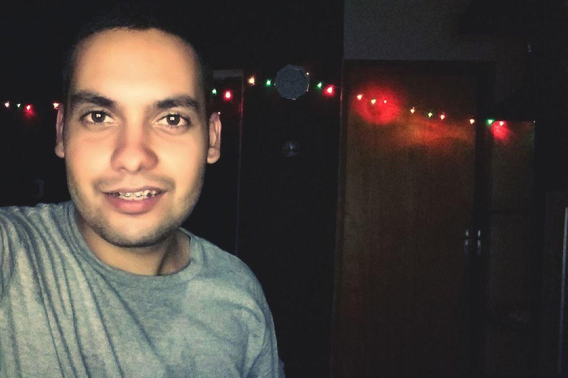 Cristmas Time♥ BoySelfie Hi! Gayboy Lights