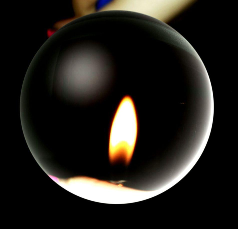 Eternal Flame. Fire Flame Eternal