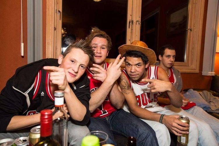 Me and my gang