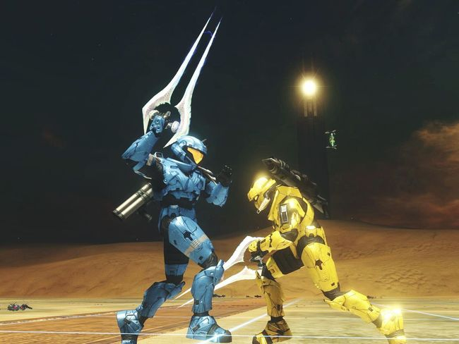 Videogames Halo3 Epic Pics Swordplay Friends Gamersguys Gamers Gamer Gameon