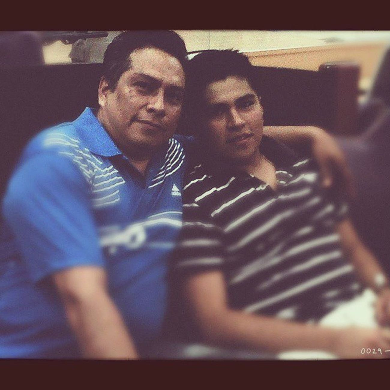 My father and I bowling! Father Boliche Cumpleaños Recorcholis!