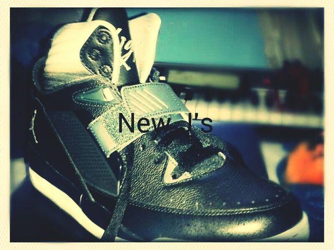 New Sneakers Jordans