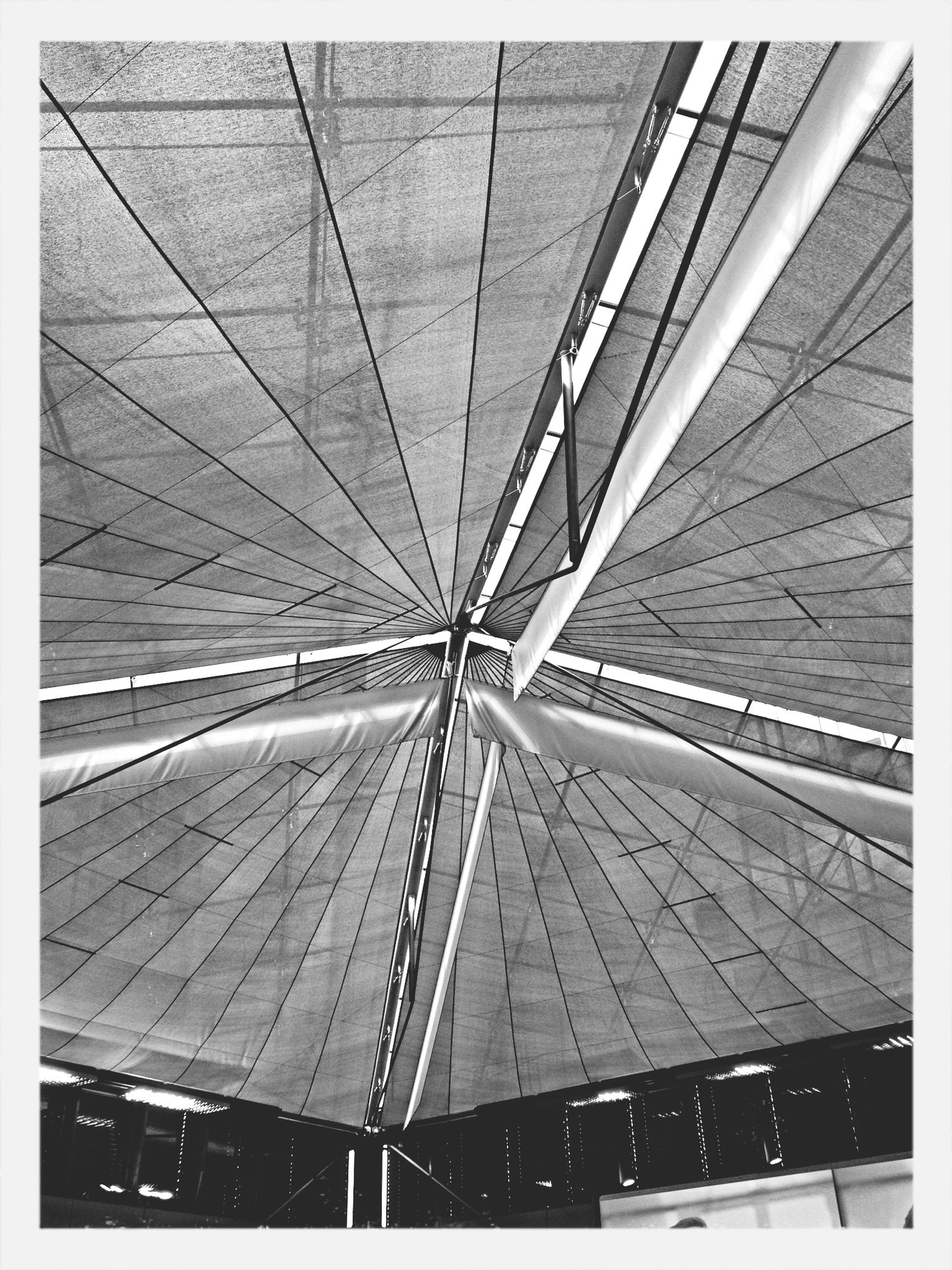 Architecture Conference Black & White