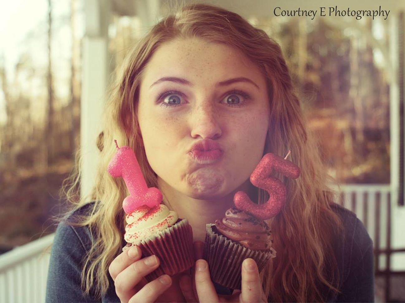 15th Birthday Happy Birthday! Courtney E Photography The Portraitist - 2014 EyeEm Awards