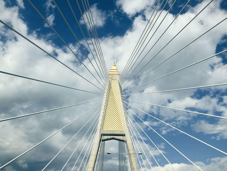 Beautiful stock photos of bangkok, Architecture, Bridge, Bridge - Man Made Structure, Built Structure