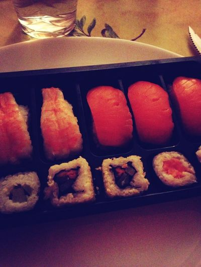 Happy Girl That's Me Sushis