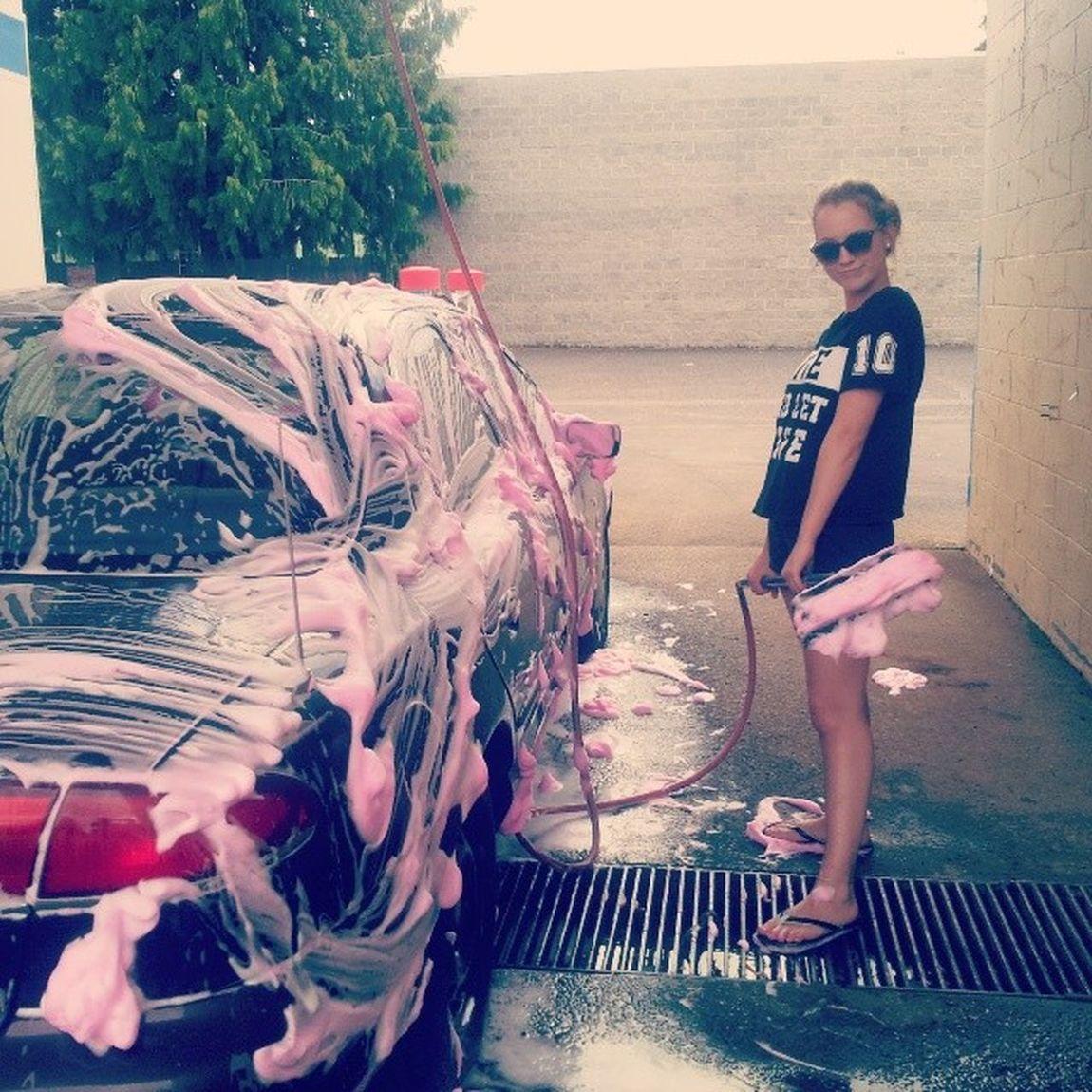 I like pink soap. Rubadubdub Uglycar PSO Yesterday thatstancetho
