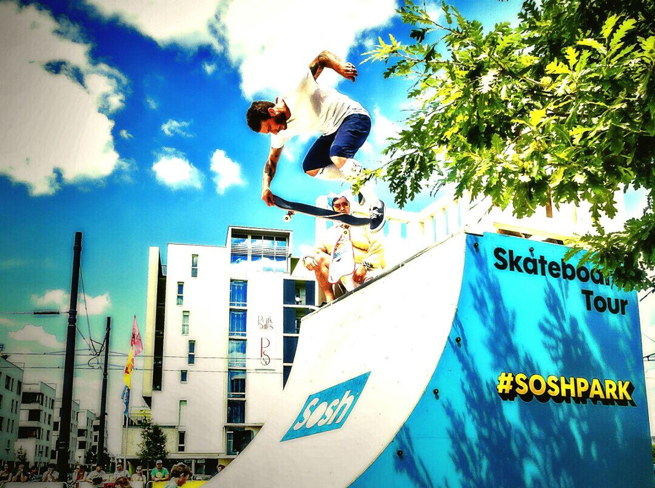 Sosh Tour 2015 Skate Park Skateboarding Skate Or Die Sk8anddestroy Skater