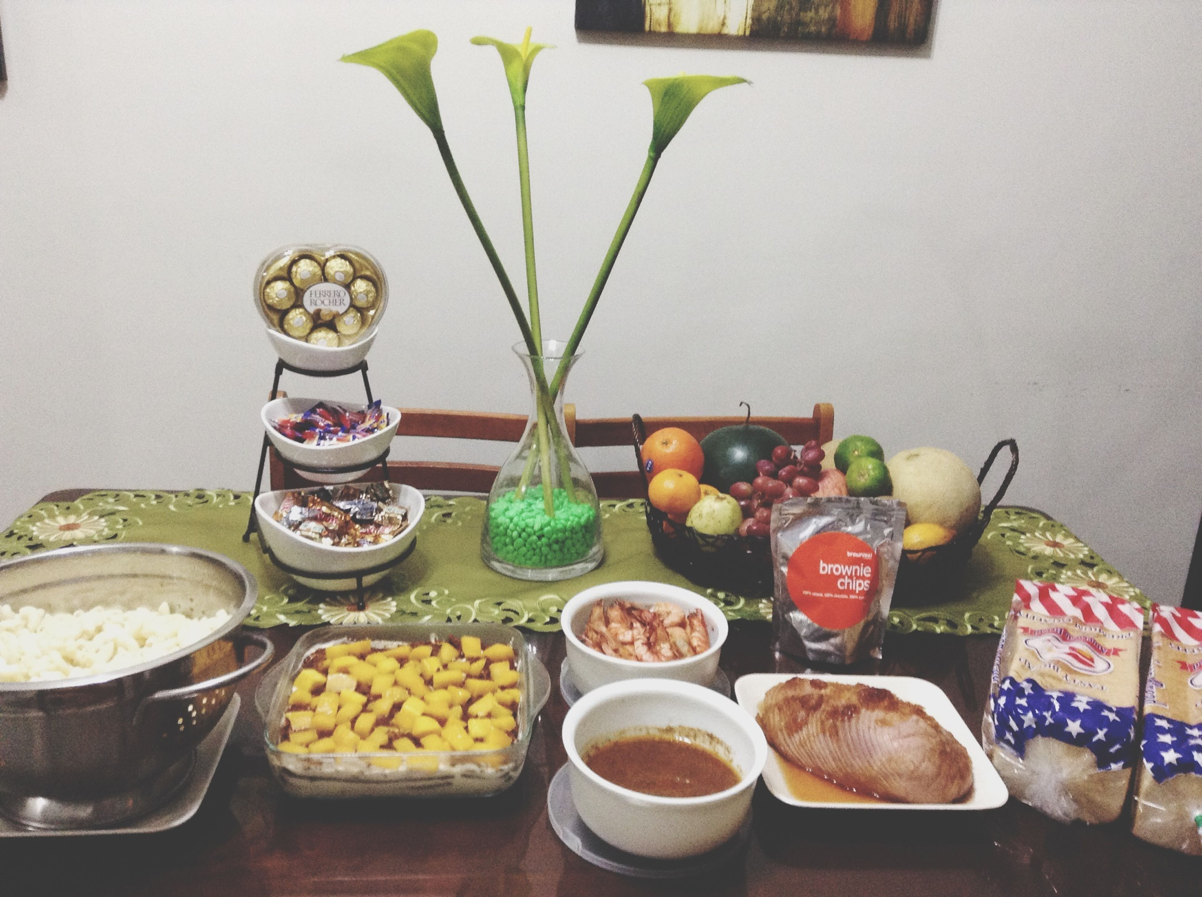 indoors, food and drink, food, freshness, variation, table, still life, healthy eating, plate, arrangement, choice, ready-to-eat, high angle view, large group of objects, abundance, fruit, bowl, no people, indulgence, sweet food