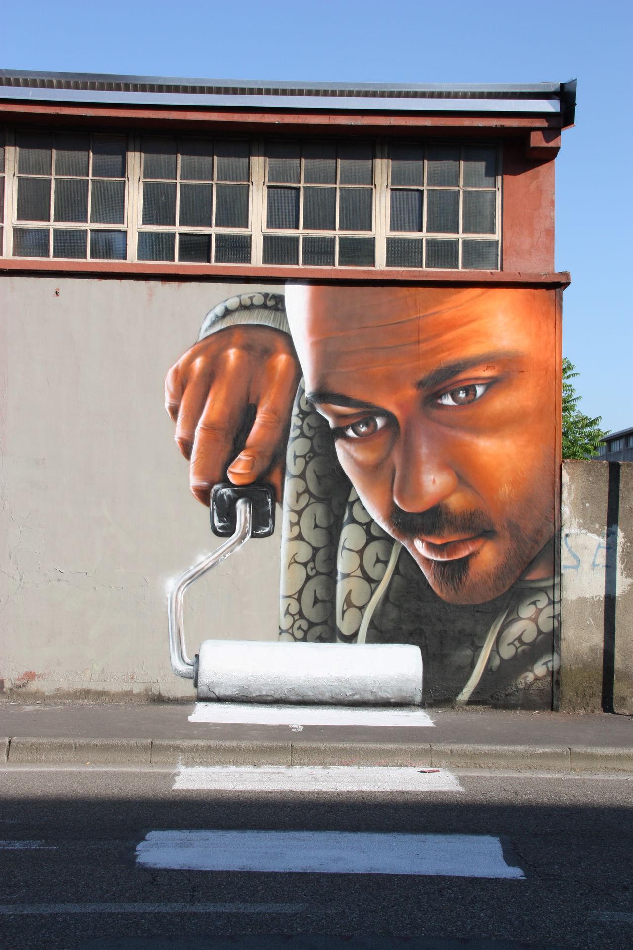 Street art/Graffiti Colors graffiti art murales muralesart outdoors RePicture Growth Showcase: December Street Art/Graffiti street photography