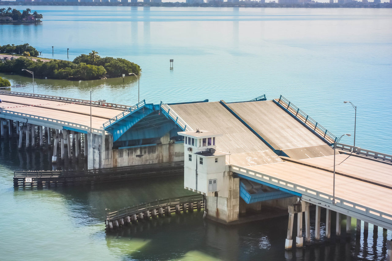 Beautiful stock photos of miami,  Architecture,  Bridge - Man Made Structure,  Built Structure,  Day