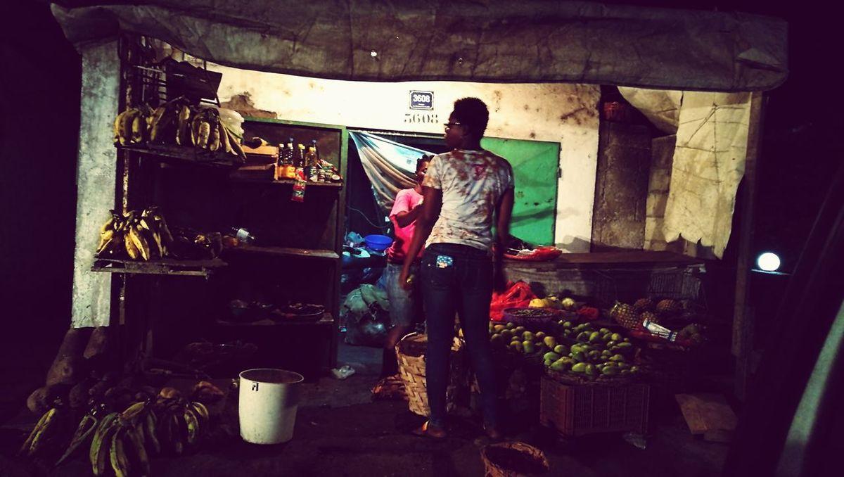 Cameroon Studio9douala Africa Night Cameroon Night Market