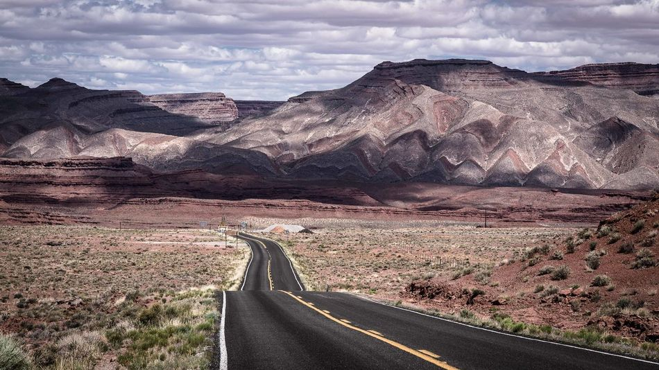 Beautiful stock photos of road, Arid Landscape, Beauty In Nature, Cloud - Sky, Day