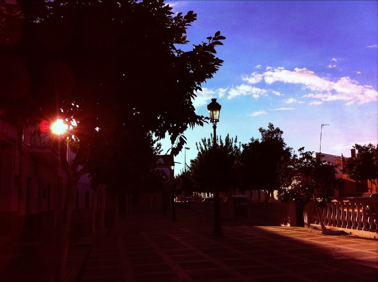 Cielo Sevillano