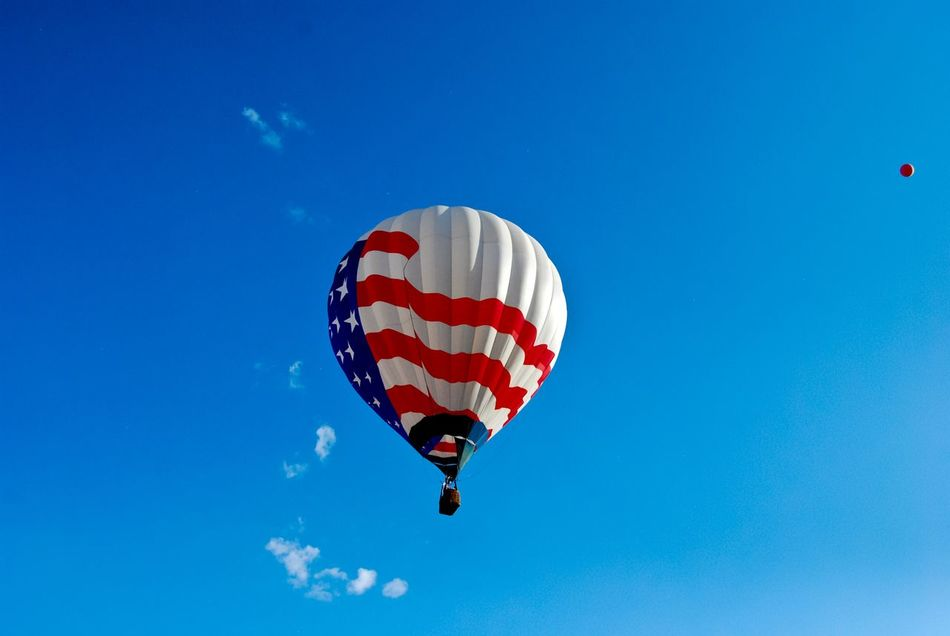Beautiful stock photos of 4th of july, American Flag, Beauty In Nature, Blue, Copy Space