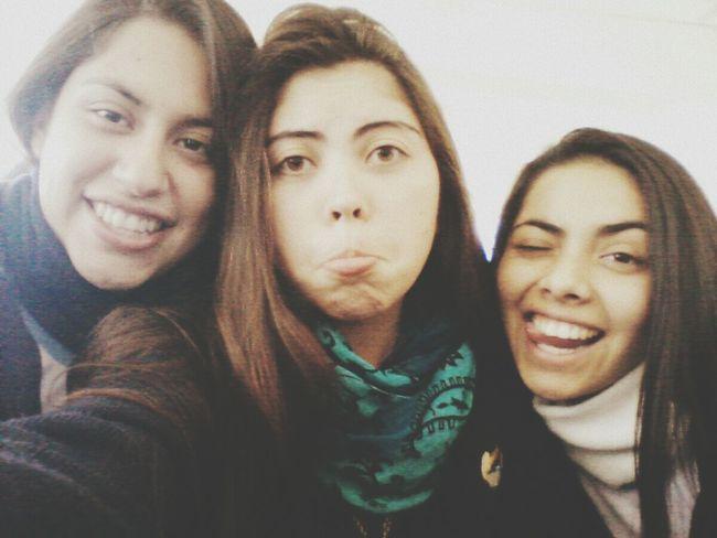 Friends Lindas Loveu♥ Colegio First Eyeem Photo