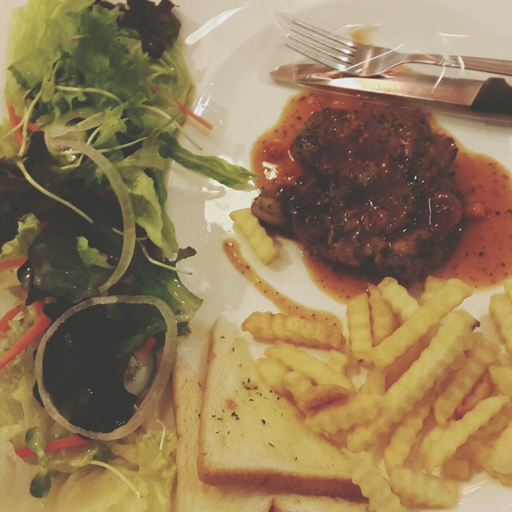 ??? Steak So Juicy Dinner Eating