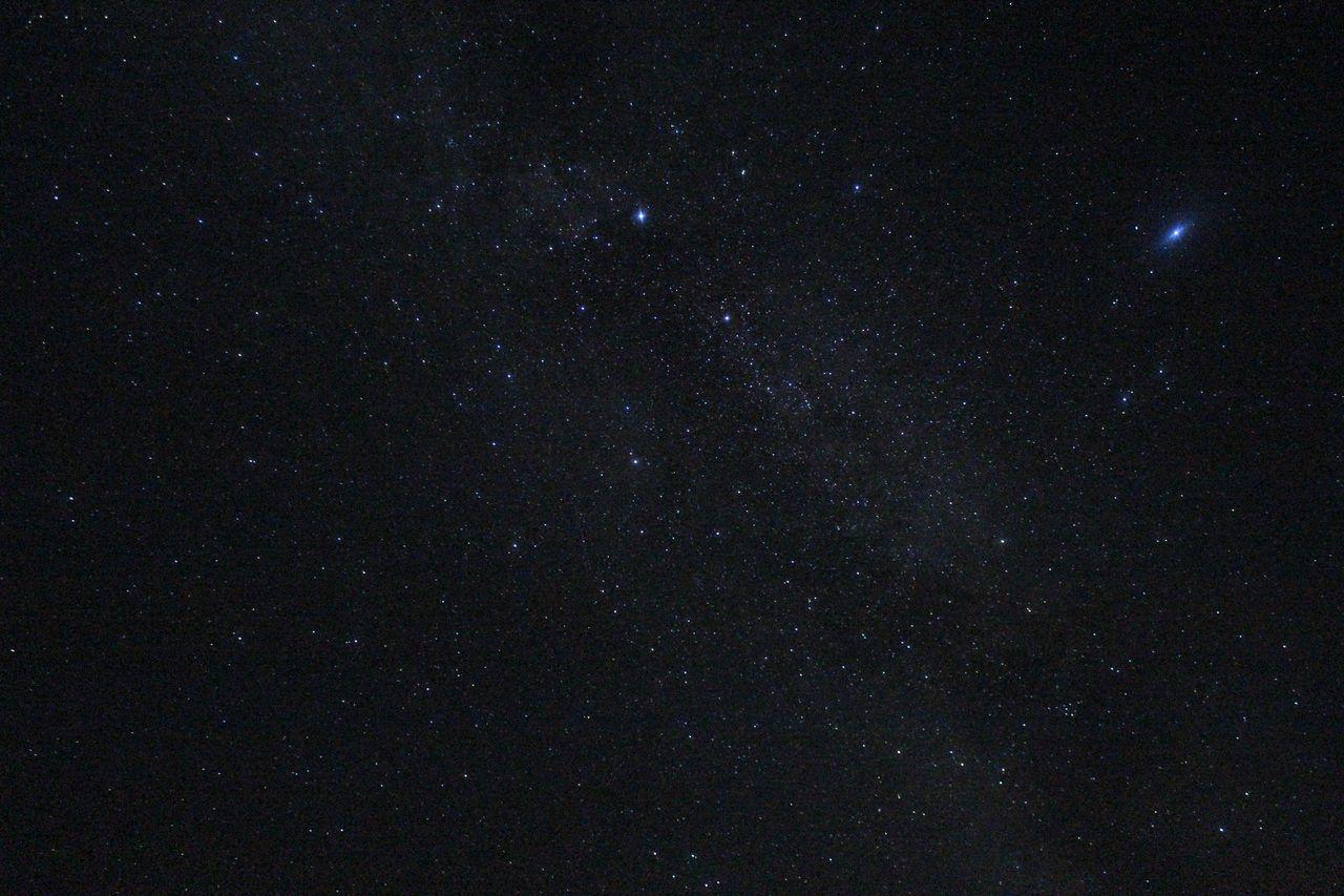 No Filter Nature Stars Milky Way