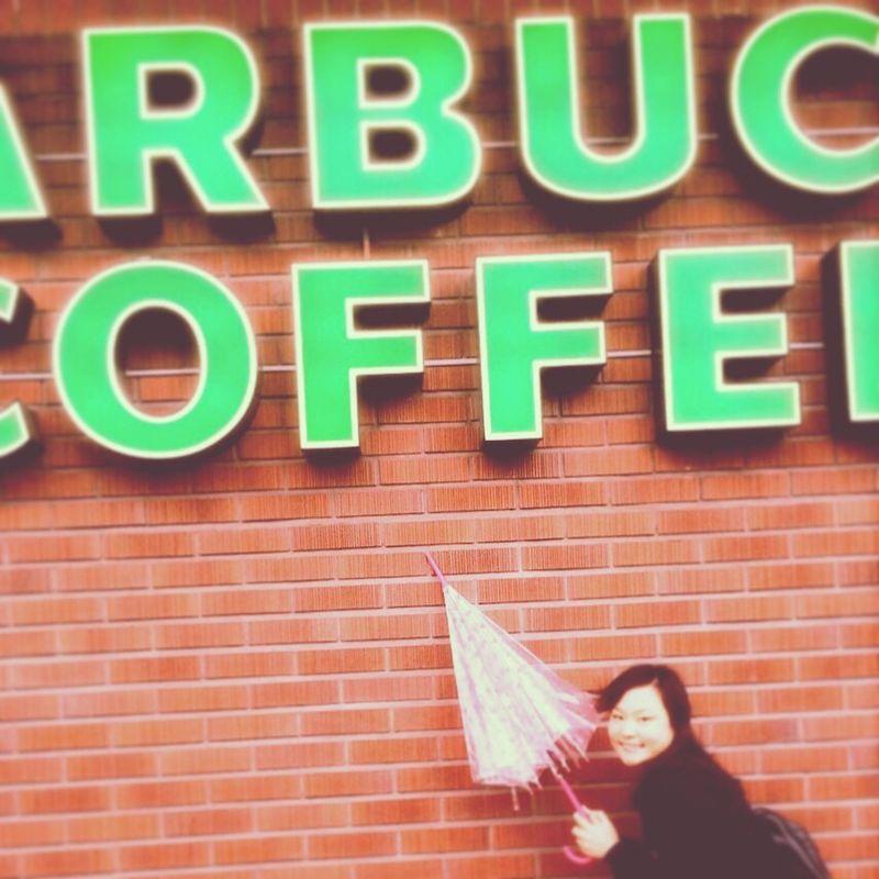 starbucks coffee🍓🍼🍊 新作飲んだけど、きららはあんまり好きじゃない⚡️💦 Starbuckscoffee 新作 スタバ