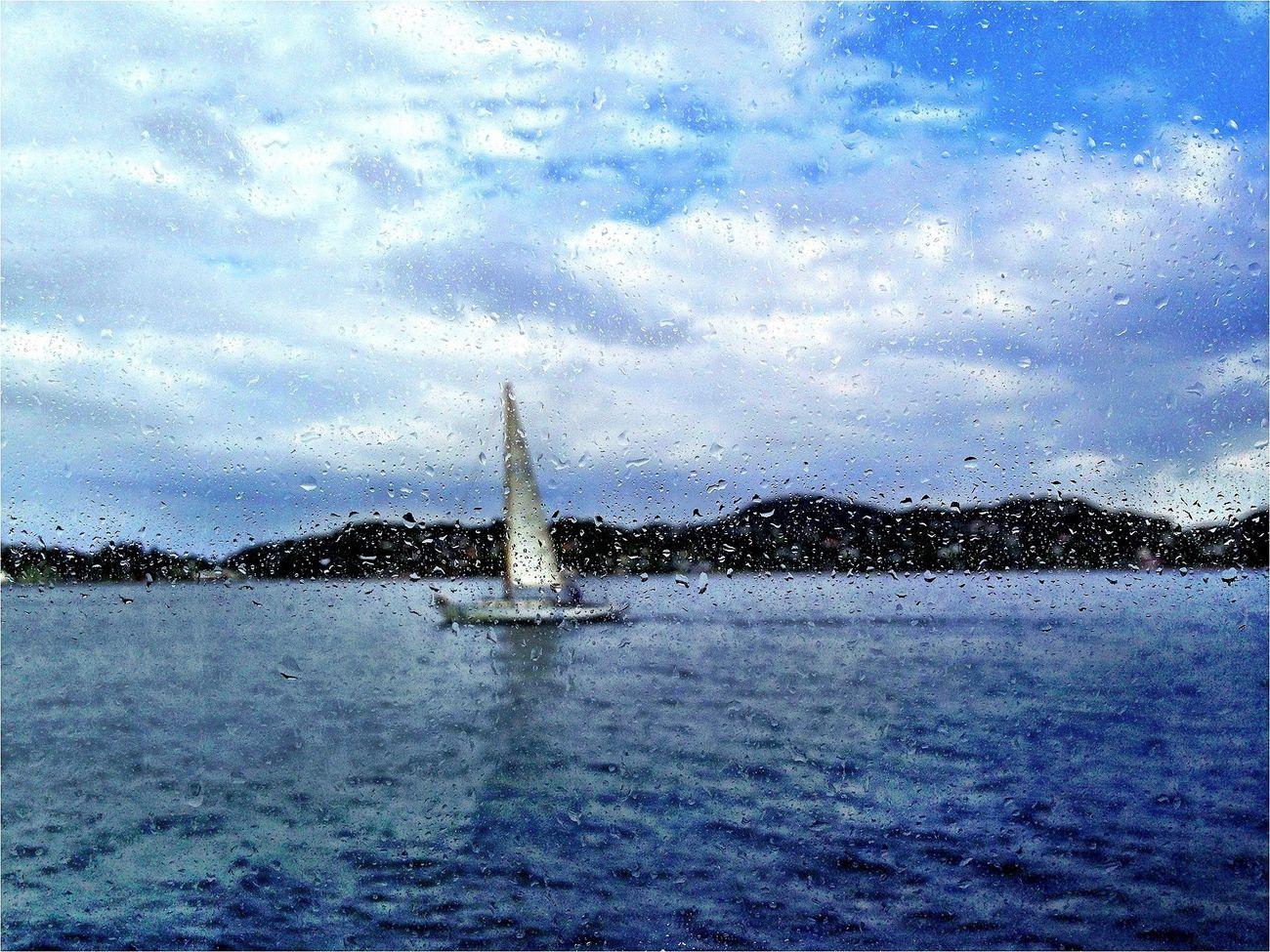 sail away, sail away, sail away...