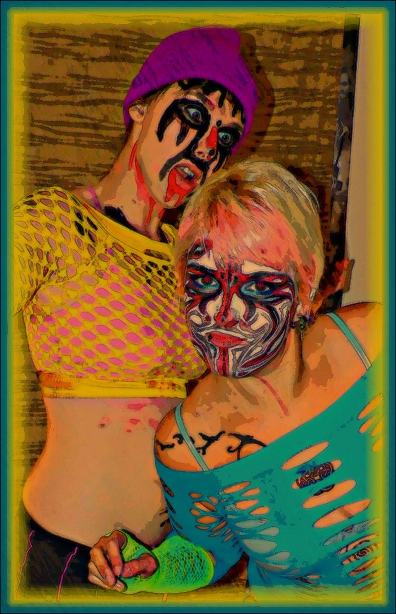 Kissitkoolaid Yahtzi Costume Party Hard