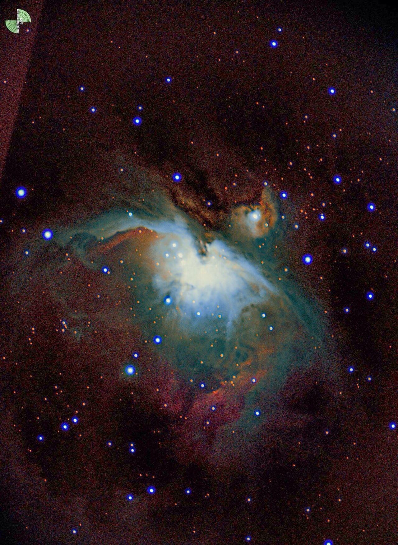 Nebulosa di orione Orione Nikonphotography Nikon D3200 Nikon Astronomy Astrophotography Astronomia Telescopes