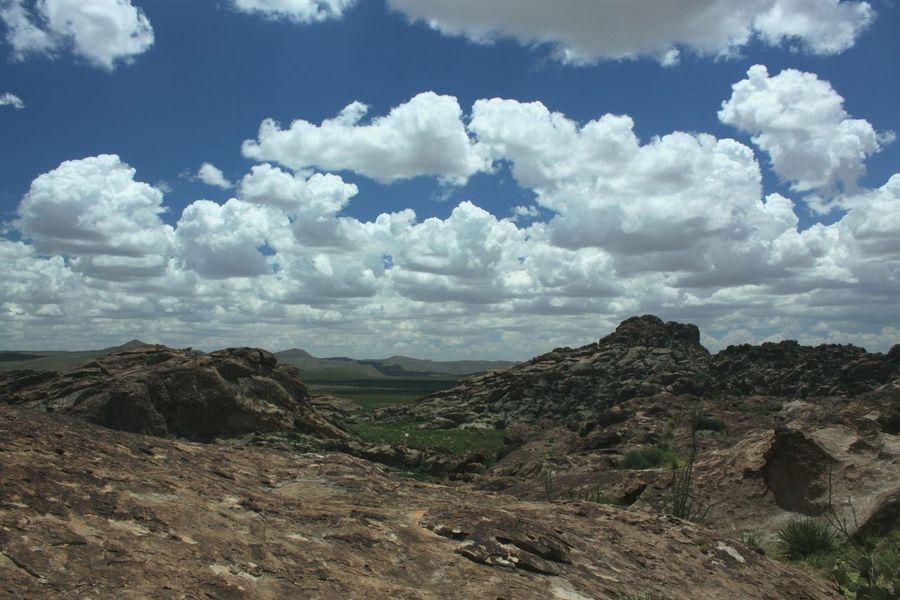 Rock Climbing Area Outdoors Scenics Beauty In Nature Arid Climate Landscape Cloud - Sky No People Beauty In Nature Sky Desert Rocky