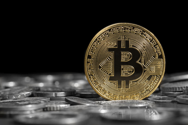 Bitcoin over the other currencies Business Currency Gold Growth Market Virtual Banking Bitcoin Coin Commerce Cryptocurrency Cryptography Digital Dollar Euro Finance Invest Investment Monetary Money Network Online  Peer To Peer Symbol Trade
