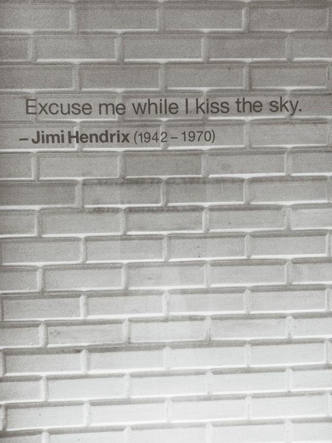  Taking Photos Quote Jimi Hendrix