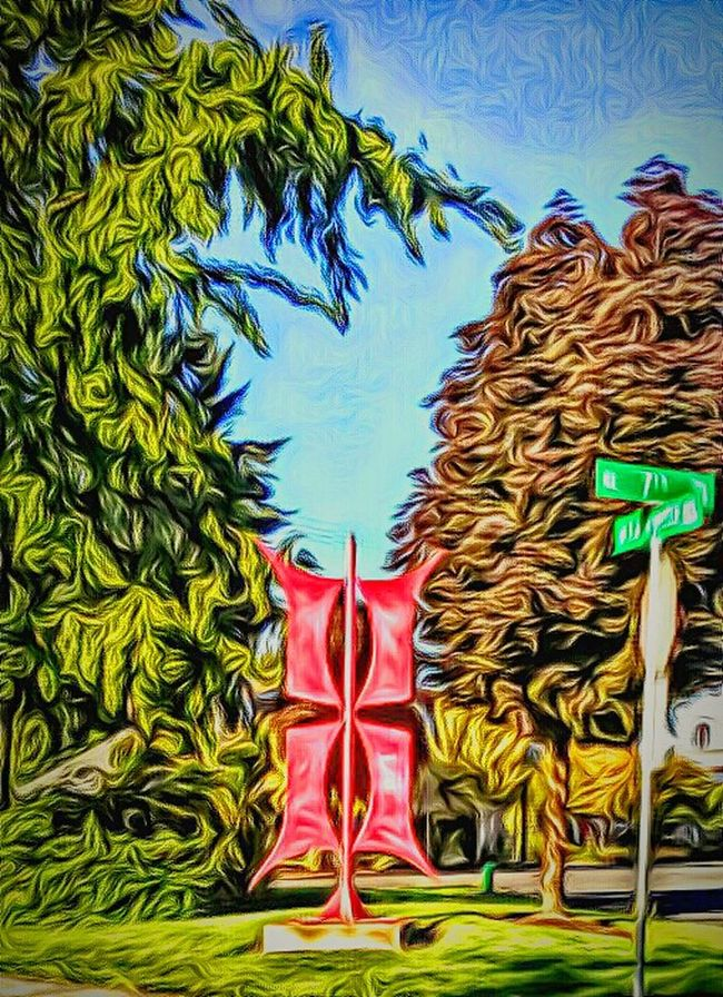 Sculpture Creativity Downtown Home Is Where The Art Is Hidden Gems  Home Is Where The Heart Is Old Towncenter Worthit Documenting Life McMinnville, Oregon Check This Out Trendy Shops Local Artist