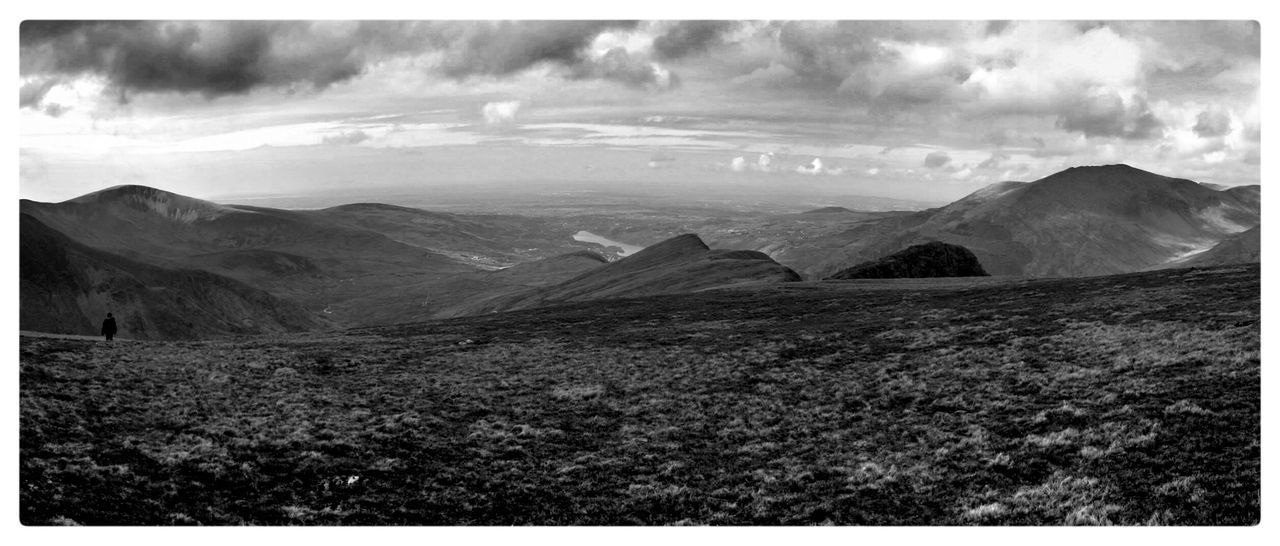 Mountain View Snowdonia Blackandwhite View Mountains Eye4photography  EyeEm Nature Lover EyeEm Gallery EyeEm Eye Em Nature Lover Panorama Landscapes With WhiteWall