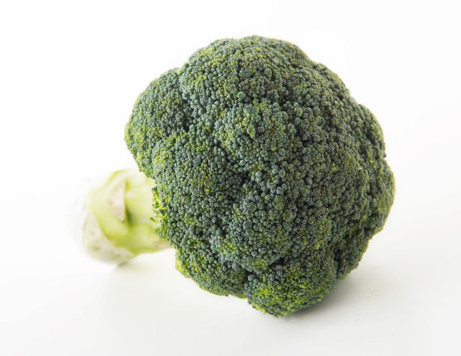 Brokoli Brokoli Close-up Food Fresh Freshness Green Green Color Healty Nature No People Sayur Sehat Still Life Studio Shot Vegetables White Background