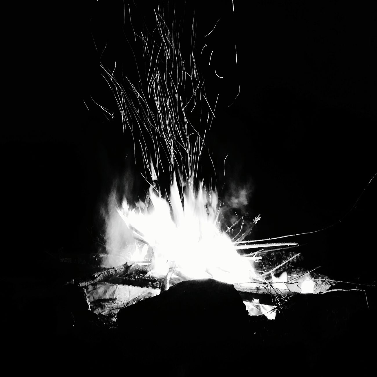 First fire of the summer First Eyeem Photo