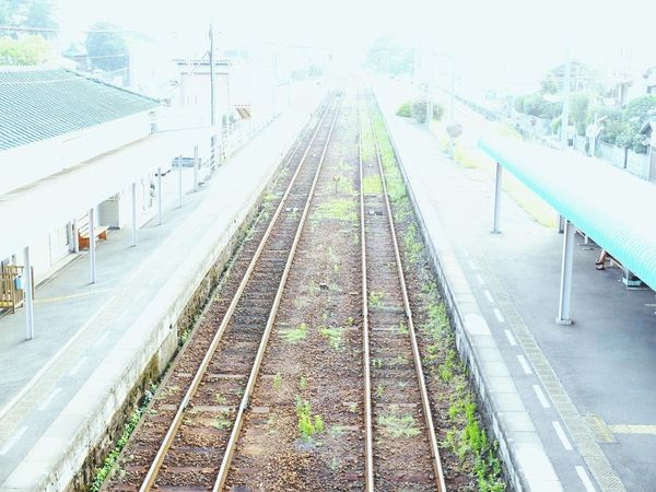 Train Station FujiFilm X20