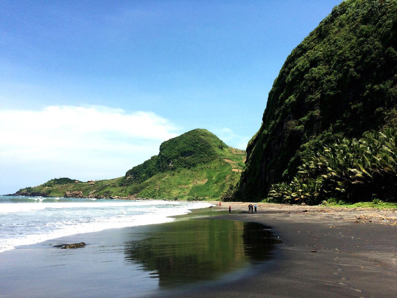 Lampon beach