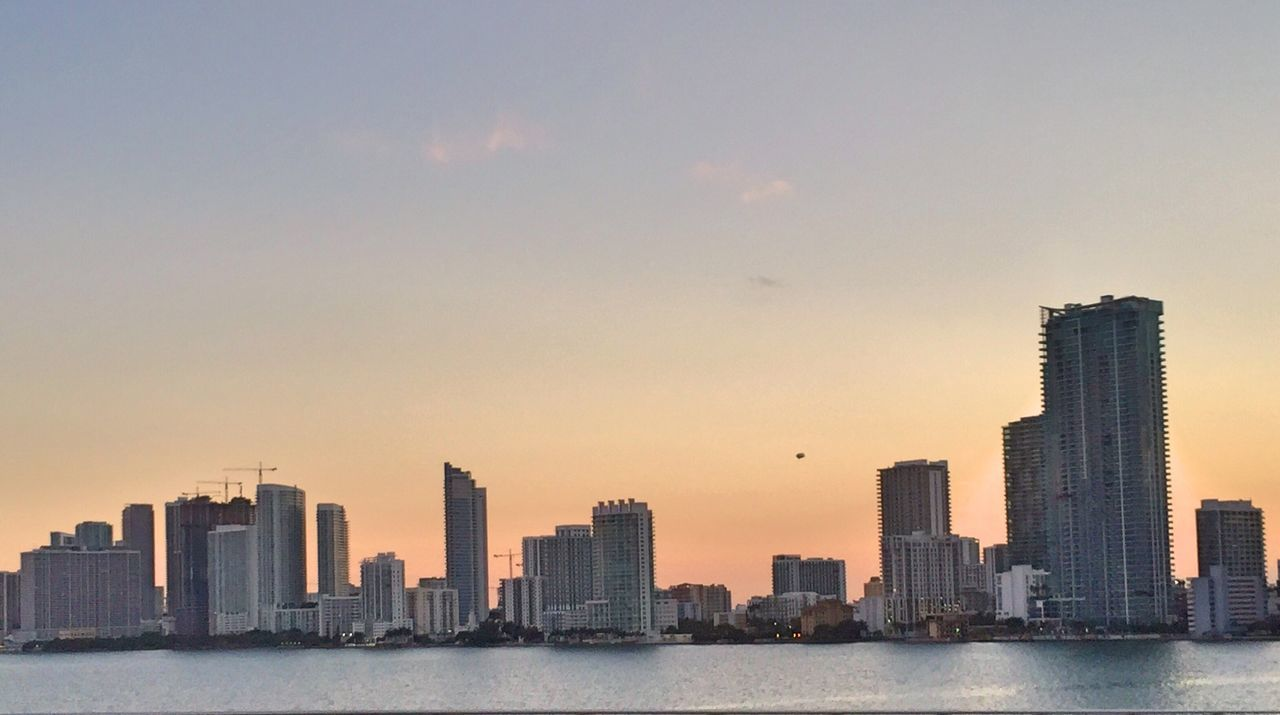 The detail is in the eye of the beholder Architecture Building Exterior Waterfront Water Miami Miami Beach Skyline Miami Skyline Art Is Everywhere