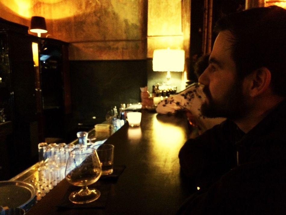 New Year's Resolution öfter In Die Bar Gehen