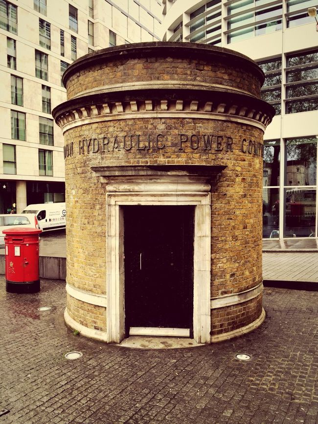 London Hydraulic Power Company Walking Around London Calling Urban Landscape EyeEm Best Shots Historical Sights Check This Out Cityscapes The Traveler - 2015 EyeEm Awards