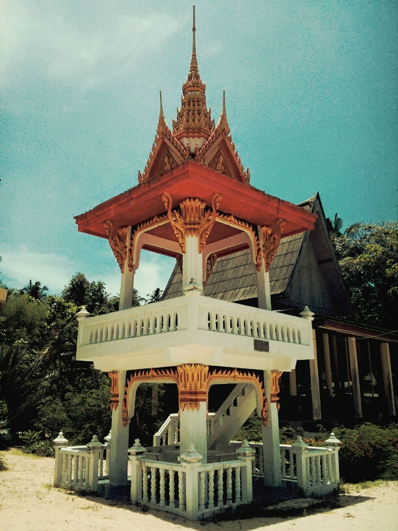 Temple Kus In Thailand
