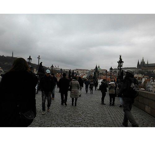 Карлов мост. Prague гуляяпопраге Charles Bridge,Praha
