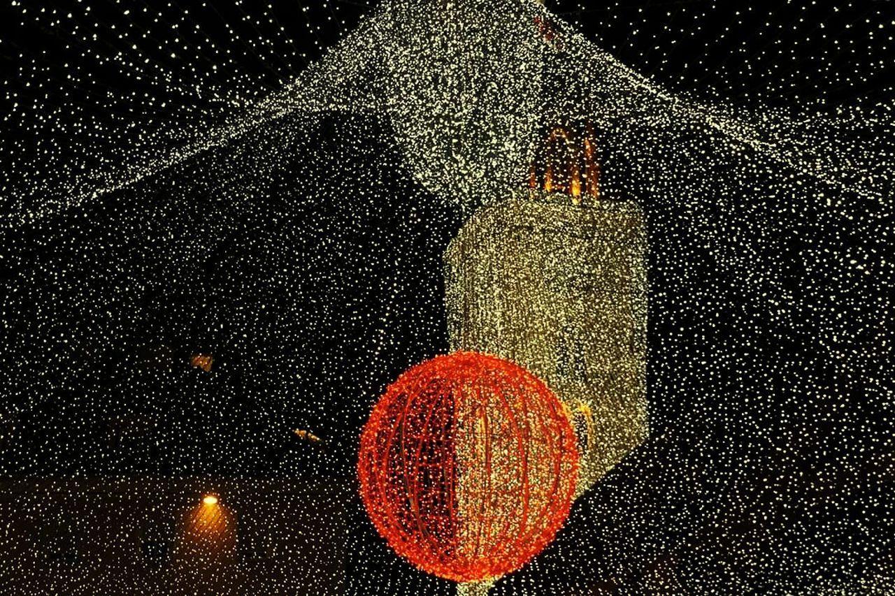 Christmas Lights Villach