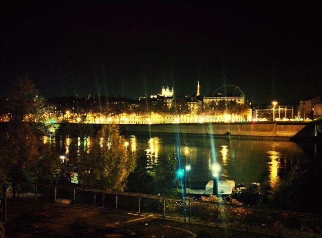 The Night City, Lyon, France