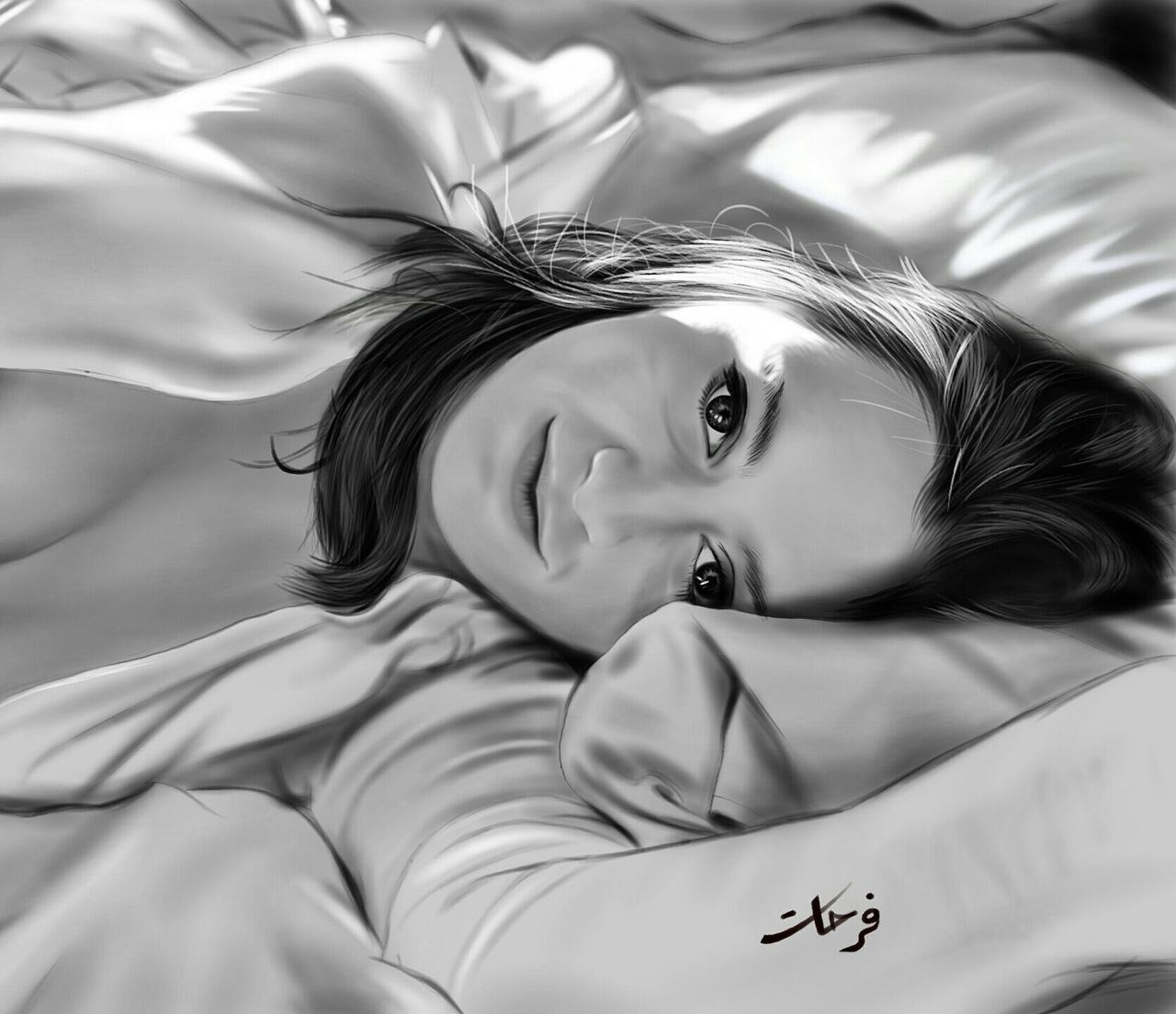 Angel Beautiful Beauty Bed Girl Girlfriend Hair Hot Lady Light Love Lovely Morning Morning Light People Portrait Sexygirl Shadow Sketch Sketching Sleepy Smile Summer Sweetheart Young Adult First Eyeem Photo