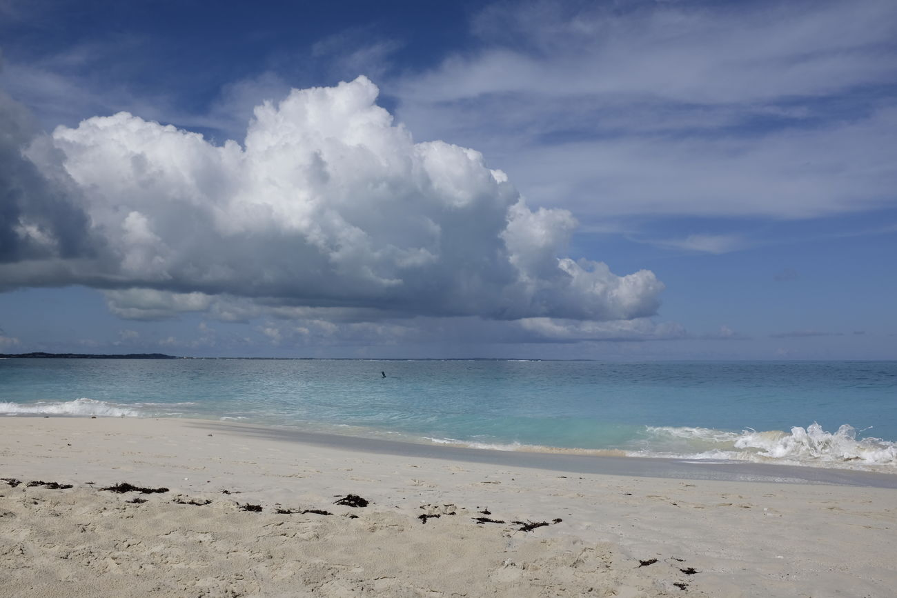 Grace Bay Beach Beach Getting Away From It All Sky Tranquility Vacations