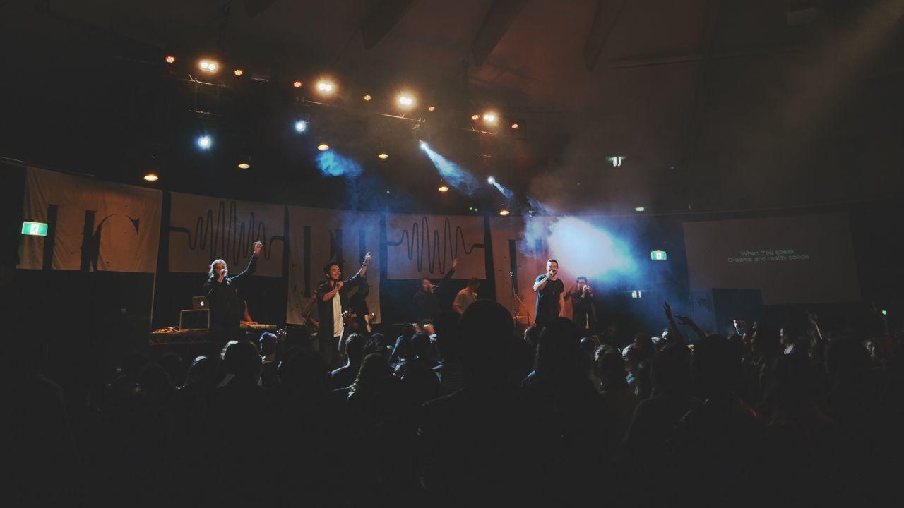 Gathering Worship Hillsong