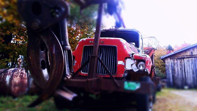 Rusty truck... Vehicles Trucks
