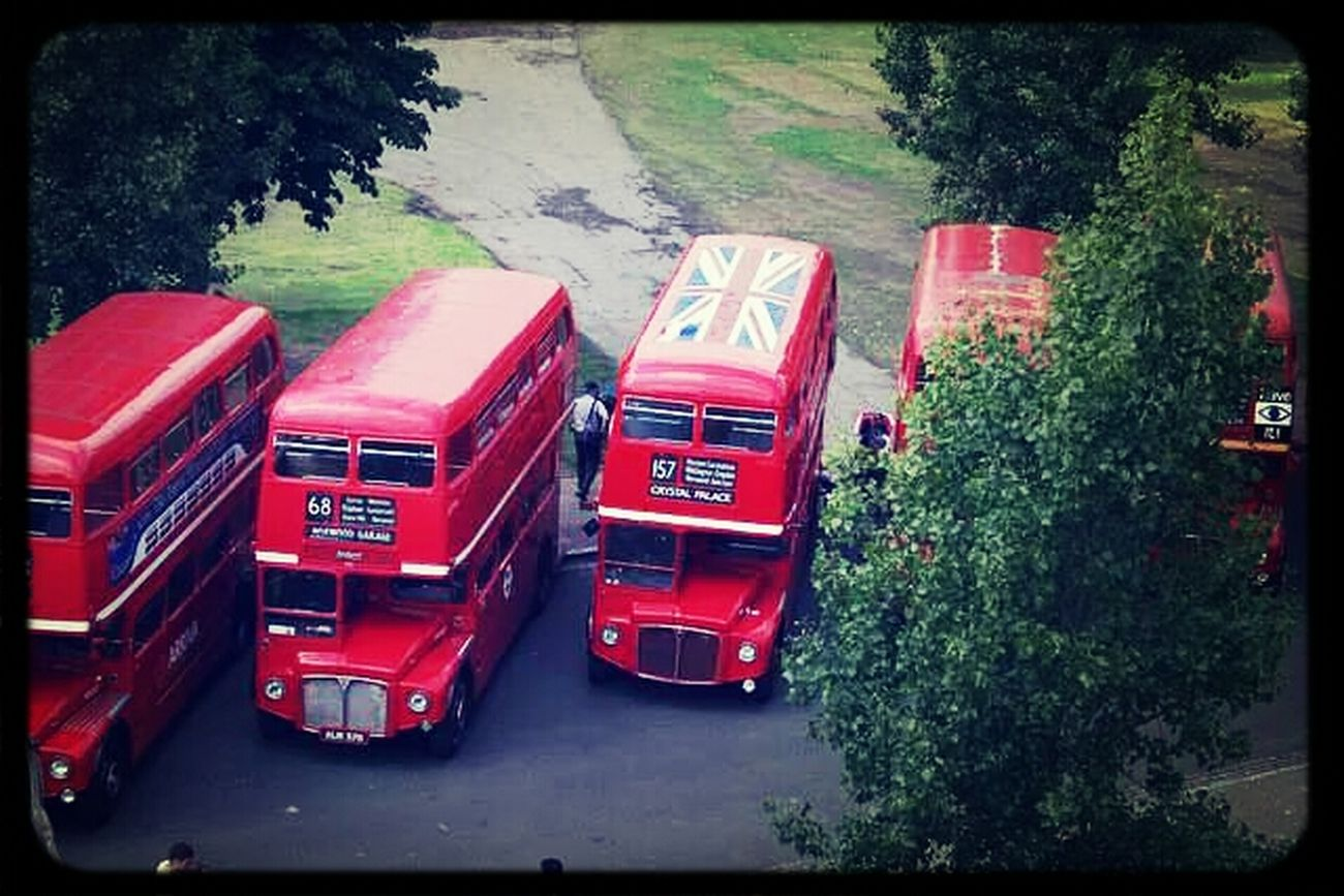 Yesterday was the 50th anniversary of the London Route master. London Routemaster First Eyeem Photo